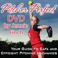 jennie finch pitching machine